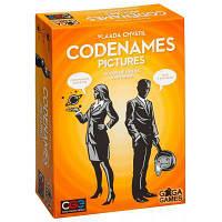 Настольная игра GaGa Кодовые имена. Картинки (GG051)