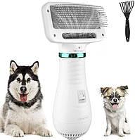 Фен расческа для животных Pet Grooming Dryer, фото 1