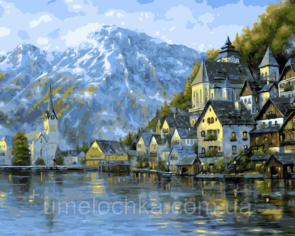 Картина по номерам Прекрасная Австрия (AS0028) 40 х 50 см ArtStory