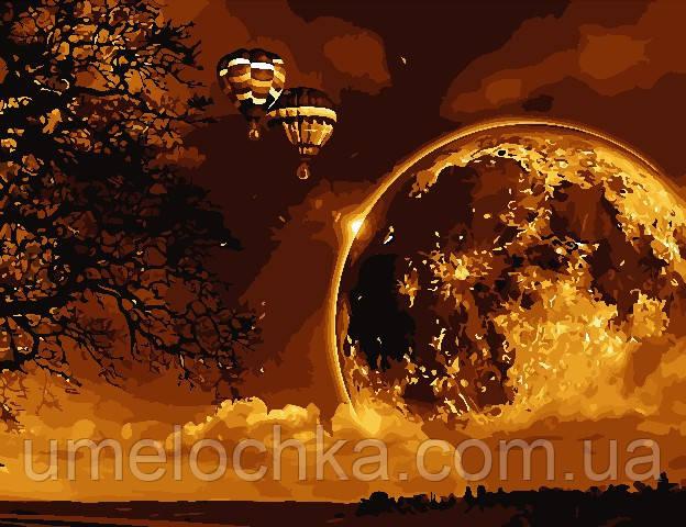 Картина по номерам ArtStory Ближе к звёздам (AS0817) 50 х 65 см