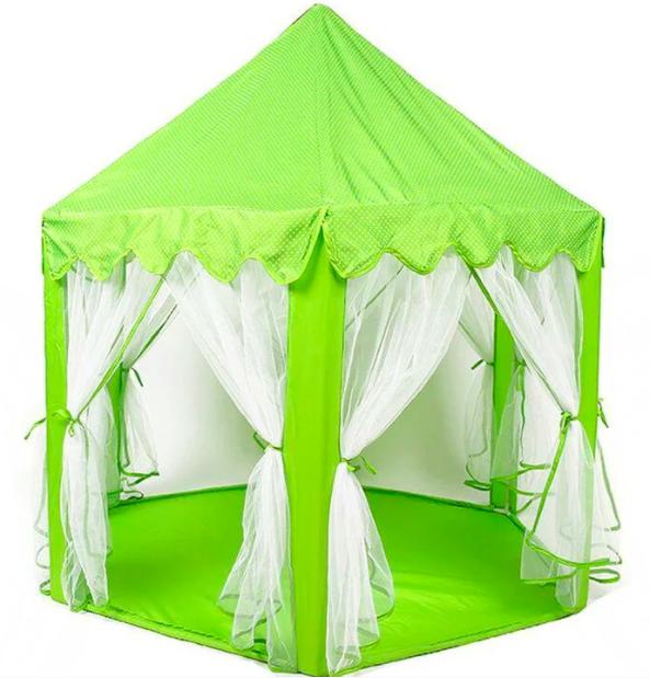 Палатка - шатер детская разные цвета
