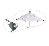 Коляска для куклы TM DeCuevas с сумкой и зонтиком, фото 5