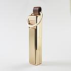 USB зажигалка-брелок JOBON gold 021_4, фото 7