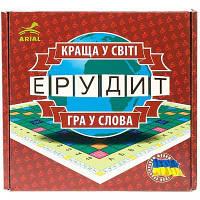 Настольная игра Arial Эрудит (украинский) (10107)