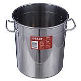 Кастрюля большая 35 литров A-PLUS, фото 3