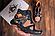 Кожаные зимние мужские ботинки в стиле MERRELL SLAB Olive, фото 4