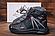 Мужские ботинки в стиле MERRELL SLAB Black натуральная кожа зимние, фото 3