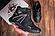 Мужские ботинки в стиле MERRELL SLAB Black натуральная кожа зимние, фото 4