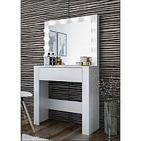 Столик косметический Bonro- B070 белый
