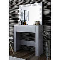 Столик косметический Bonro- B070 серый
