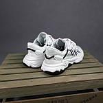 Рефлективные женские кроссовки Adidas Ozweego TR (бело-черные) спортивные весенние кроссы 20259, фото 4