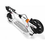 Самокат Urban Scooter с дисковым тормозом на широком колесе чёрный, фото 4