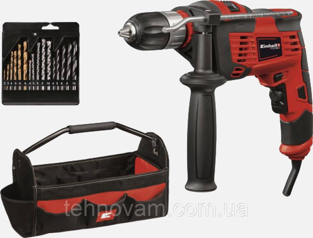 Дрель Einhell TC-ID 1000 E Kit