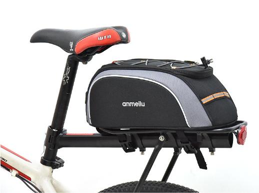 Велосипедная сумка Anmeilu на багажник