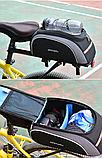 Велосипедная сумка Anmeilu на багажник, фото 3