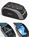 Велосипедная сумка Anmeilu на багажник, фото 4