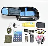 Велосипедная сумка Anmeilu на багажник, фото 5