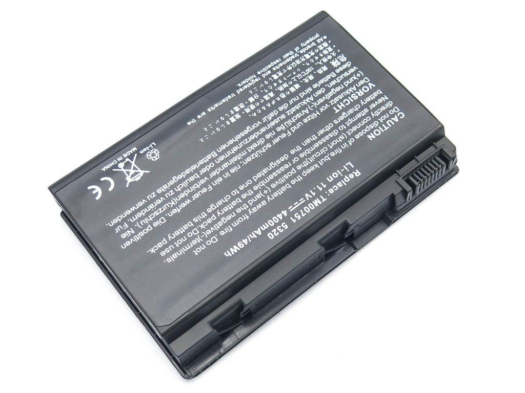 Батарея для ноутбука Acer Extensa 5220, 5210, 5620, 5630, 7220, 7620 TravelMate 5320, 5520, 5720 (TM00741,