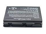 Батарея для ноутбука Acer Extensa 5220, 5210, 5620, 5630, 7220, 7620 TravelMate 5320, 5520, 5720 (TM00741,, фото 2