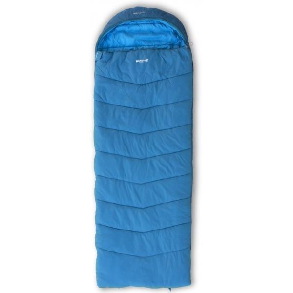 Спальний мішок Pinguin Blizzard PFM 190 2020 Blue Left Zip
