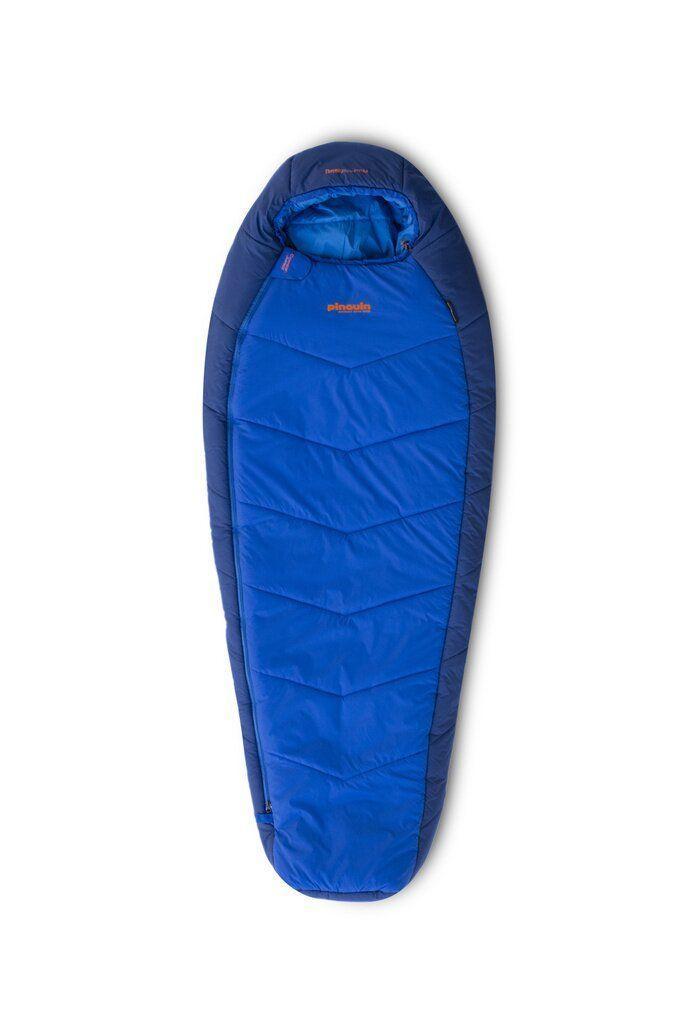 Спальний мішок Pinguin Comfort Junior PFM 150 2020 Blue Left Zip