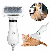 Расческа для собак и кошек 2 в 1 Pet Grooming Dryer, фото 1