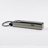 USB зажигалка-брелок JOBON graphite 021_1, фото 3