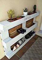 Мебель из паллет для прихожей , поддонов для гостиной