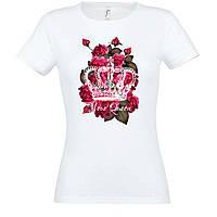 Цифровая печать на белых футболках