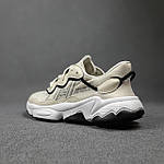 Жіночі кросівки Adidas Ozweego TR (бежеві) спортивні весняні кроси 20261, фото 5