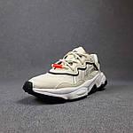 Жіночі кросівки Adidas Ozweego TR (бежеві) спортивні весняні кроси 20261, фото 8