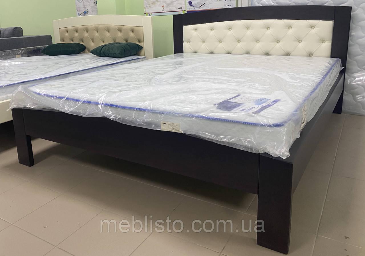 Кровать Верона ольха 1.6 на 2м