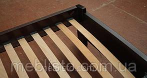 Кровать Верона ольха 1.6 на 2м, фото 3
