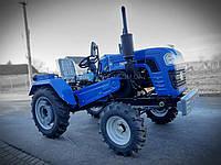 Трактор DW240B мощностью 24 л.с, задним ВОМ, 3х точечная навеска, лучше минитрактора Shifeng 240B, шифенг, фото 1