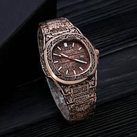 Наручные часы Patek Philippe  Nautilus Skull Cuprum, фото 1