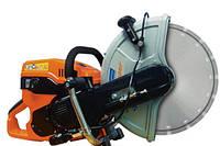 Бензорез портативный CLIPPER для резки швов в асфальт.и бетоне и металле ;4 кВт,Ø=350/25,4 мм NORTON