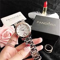 Наручные часы Pandora 7287FD Silver-Cuprum-White, фото 1