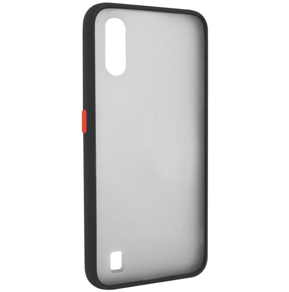 Чехол MiaMi Edge для Samsung A015 (A01-2020) Black