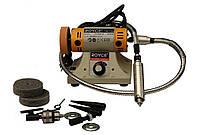 Точильно-шлифовальный станок 350 Вт с комплектом аксессуаров ROYCE TM-700