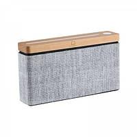 Колонка Bluetooth 16 Вт. 18,5х4,5х10 см. клен Великобритания 410812