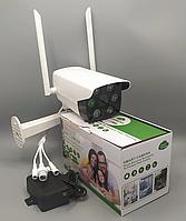 IP-камера видеонаблюдения CF32-23DT200-HK (926) с креплением и адаптером (WIFI) (2 антены) (10) (30)