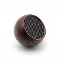 Портативная колонка Bluetooth 3 Вт. 7,2х7,2х3,5 см. клен Великобритания 410843