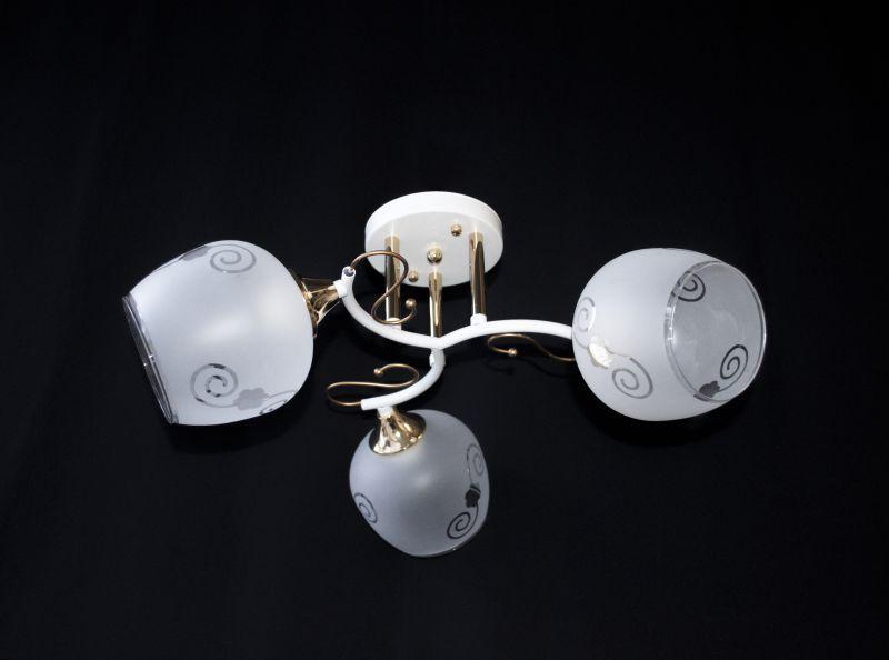 Люстра на 3 лампочки A2952-3