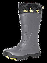Сапоги зимние Norfin KLONDAIK Серый 14990-43, КОД: 2404767