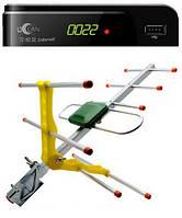 Т2 комплект uClan T2 HD SE Internet + антенна ES-003 с усилителем