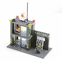 Конструктор Военная заправка IM534