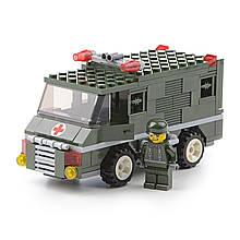 Конструктор Военная скорая помощь IM530