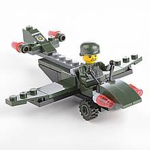 Конструктор Военный аероплан IM495