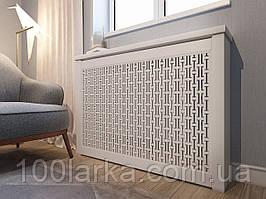 Декоративная решетка экран (короб) панель на батарею отопления R49-K