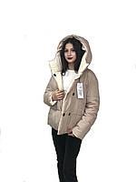 Женская, модная демисезонная куртка размеры 44-52, фото 1